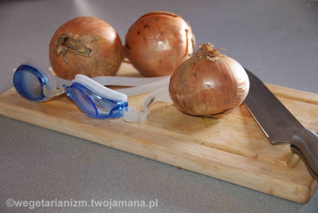 Zestaw do krojenia cebuli